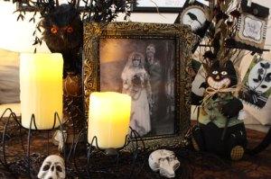 Halloween-Display