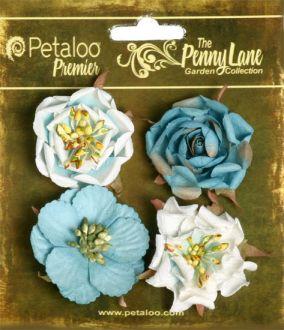Petaloo Ruffled Roses