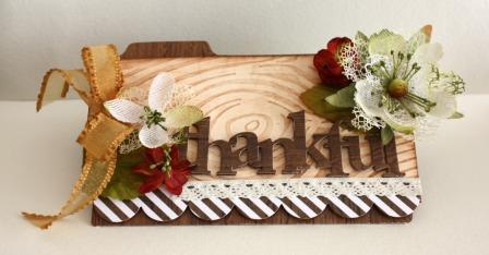 Thankful Tag Book 6