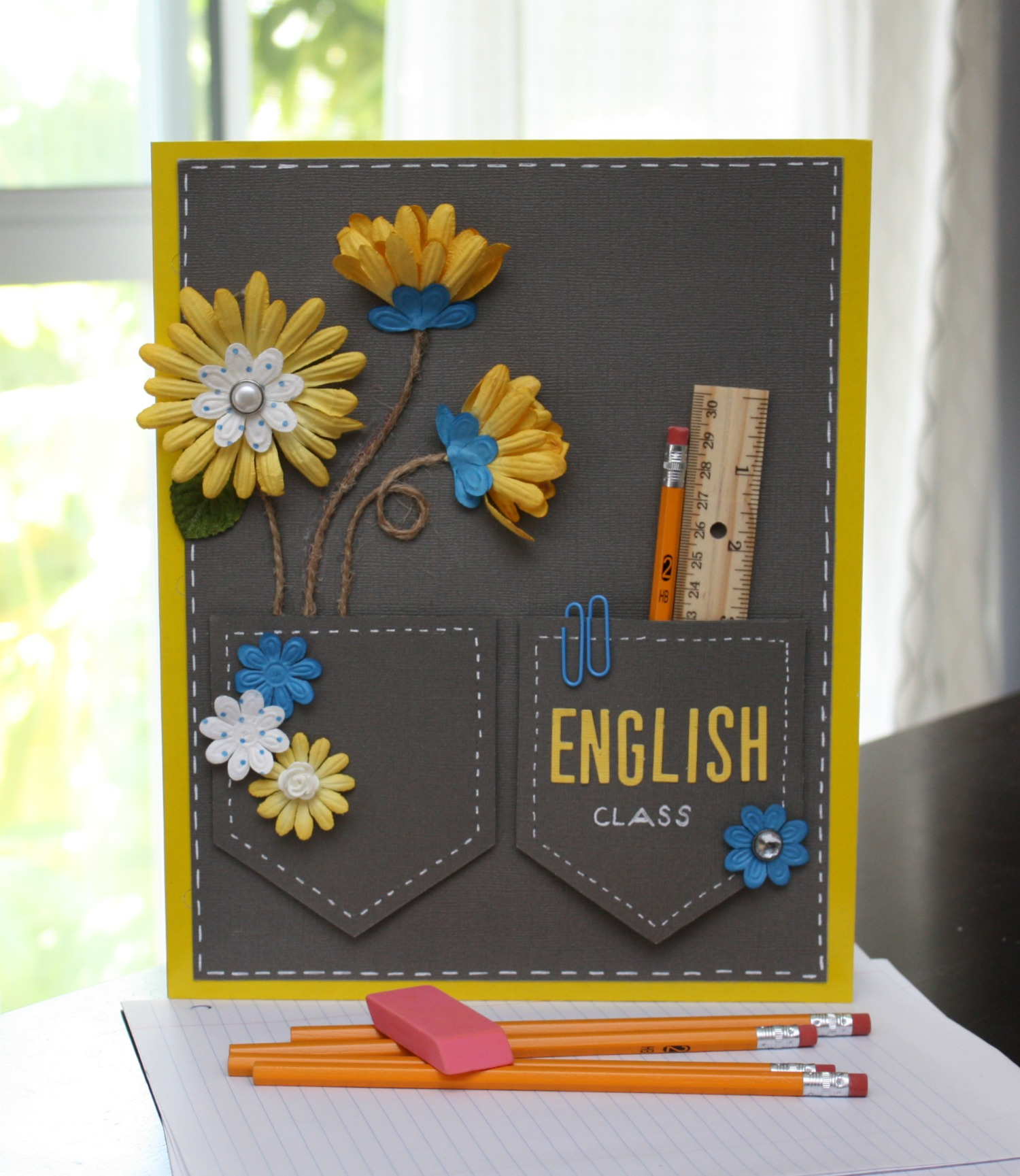 Turn A Folder Into A Working Piece Of Art Cards By Alice